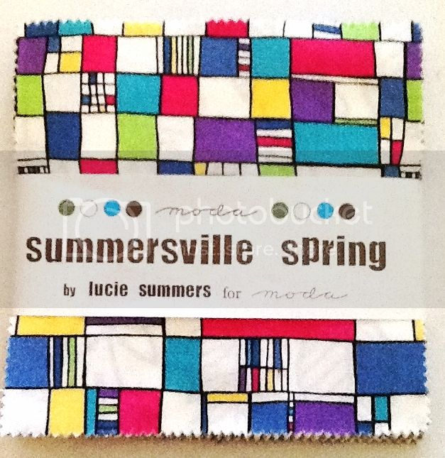 Charm Packs - MODA &quot;Summersville Spring&quot; by Lucie Summers PRECUT 5&quot;x5&quot; 42 pieces in each pack
