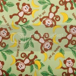 Monkeys &amp; Bananas on PUL