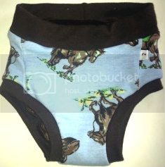BLOWOUT...Horsing Around Underwear Size 2- Ships Now